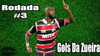 Gols Da Zueira Brasileirão 2016 #3