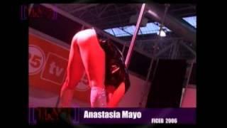 Anastasia Mayo en 'Toni Rovira y Tú'