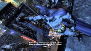 Batman: Arkham City Walkthrough Part 10 - Mister Freeze Boss Fight