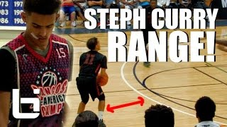 Trae Young Has Steph Curry RANGE! Official Ballislife Mixtape!
