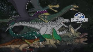 Jurassic World 2: The New Breed!