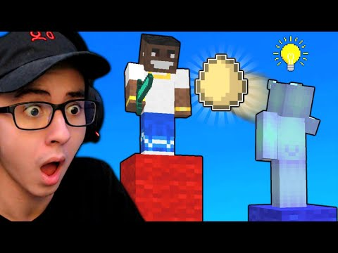 The NEW SMARTEST Minecraft Bedwars Trolling Strategy