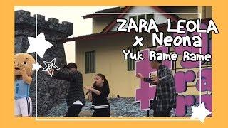 Zara Leola x Neona YukRameRame 26 march 2017