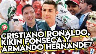 Escorpión en Rusia suelto en Portugal vs Marruecos