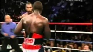 Lennox Lewis vs Hasim Rahman - BRUTAL KO!!!!