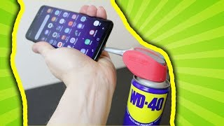 5 British WD-40 Tricks & Life Hacks