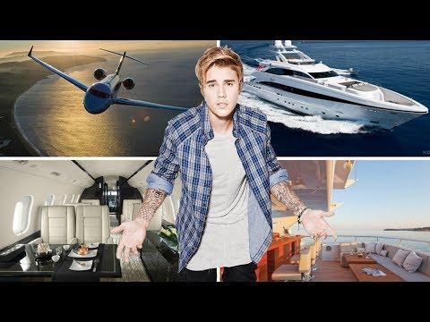 Justin Bieber Lifestyle 2018