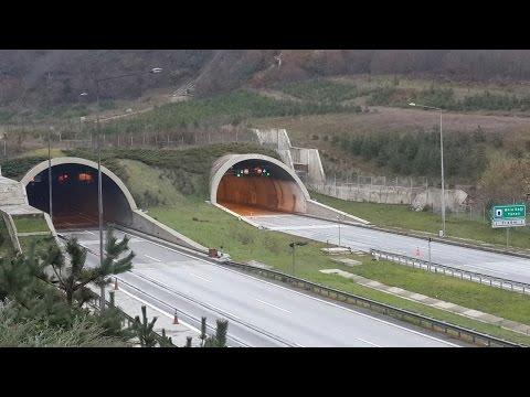 ADT, Bolu Dağı Tüneli Temizlik & Görüntüleme Çalışmaları