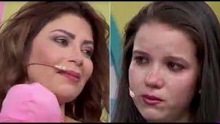 Greysi y Milena no pudieron evitar emocionarse y llorar al reconciliarse en vivo