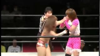 STARDOM 6/15/14 Shinkiba 1st Ring
