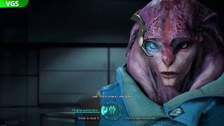 Mass Effect Andromeda: Complete Jaal Romance