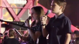 At the Beginning (Richard Marx) cover by Evie Clair and Josh Mortensen