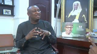 EPISODE 2 INTERVIEW WITH FESTUS KEYAMO