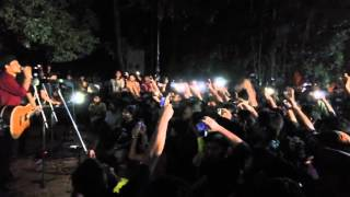 kmon acho (কেমন আছো) ashes live at TSC concert for Baba