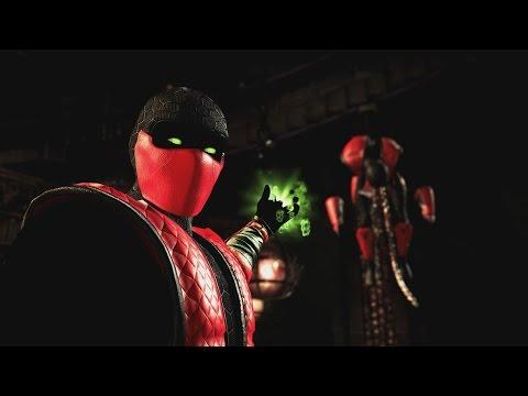 Mortal Kombat X - Shadow Ninja Pack Costumes / Skins *PC Mod* (1080p 60FPS)