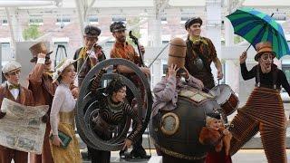 Cirque du Soleil's Kurios invades Denver's Union Station
