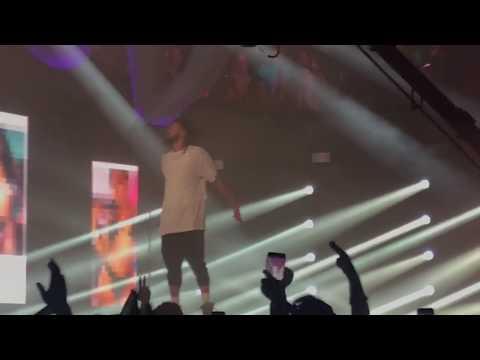 """Photograph"" J. Cole | KOD TOUR 2018 | Tampa"