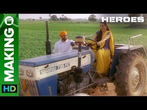 Making of Heroes | Salman Khan, Preity Zinta & Sunny Deol