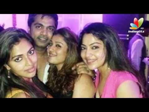 Xxx Mp4 Simbu And Nayanthara Partying Hard Together Trisha Birthday Party Hot Tamil Cinema News 3gp Sex