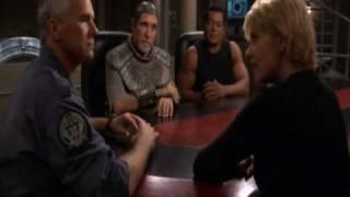 Stargate SG 1: Funny Scene (