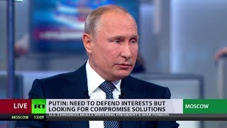 Will there be World War III? - Putin asked during Q&A session