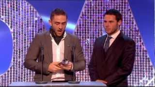 British Soap Awards 2012: Best Storyline (Jackson's Choice)