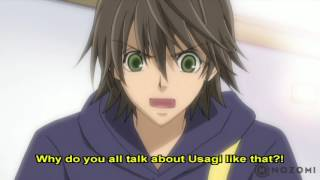 Junjo Romantica Season 1 Episode 8 (Sub): Travelers Have No Need for Shame