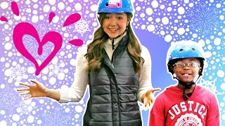 Let's Go Ice Skating (Feat. MADDI JANE) | Justice