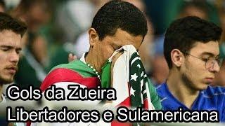 GOLS DA ZUEIRA - LIBERTADORES E SULAMERICANA #2