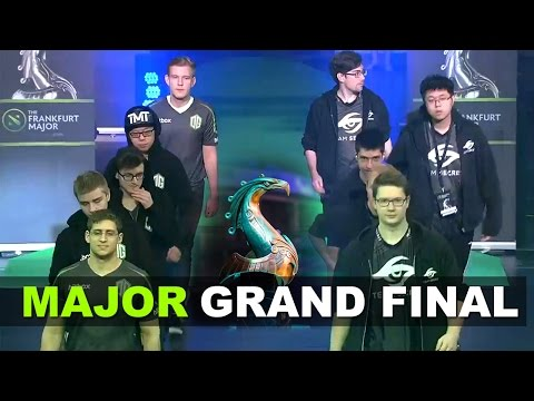 SECRET OG - Major Frankfurt Grand Final Dota 2