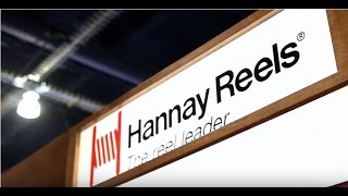 Hannay Reels at the 2016 MinEXPO – Custom Made Reels