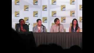 Comic-Con Panel 2012: Elementary