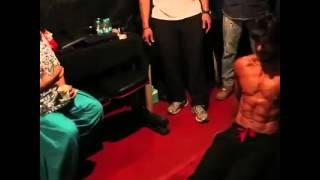 Shah Rukh khan behind the scene