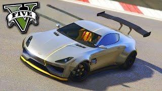 GTA V Online: O novo CARRO SPECTER - INCRÍVEL!!