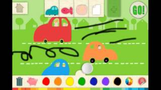 Squiggles! for iPhone Gameplay