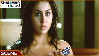 Namitha Flirting Prabhas in Billa Movie