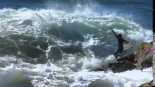 deadly surf accident !! Accident mortel