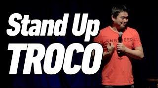 TROCANDO DINHEIRO - Stand Up Comedy - André Santi