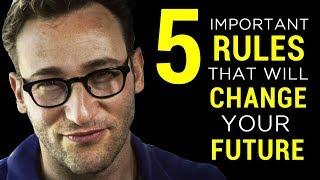 Simon Sinek: CHANGE YOUR FUTURE - Life Changing Motivational Speech