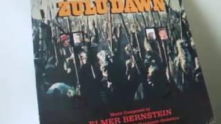 ZULU DAWN 1979 FILM  MUSIC / elmer bernstein.