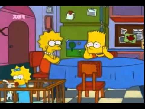 Los Simpsons Aprecia lo que tienes Porta