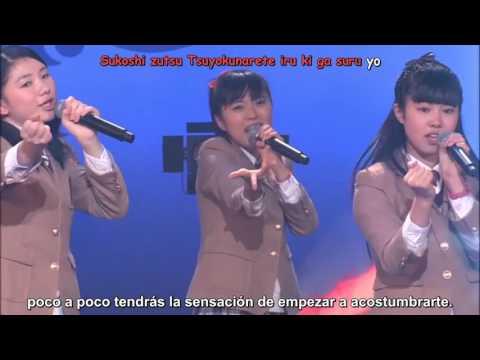 Sakura Gakuin Jump Up ~Chiisana Yuki~[ESP Romaji Sub]