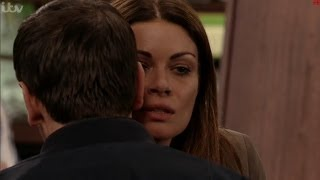 Coronation Street - Carla Tells Peter That Tina Is Dead