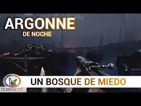 Battlefield 1 El Bosque Del Argonne