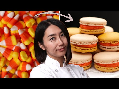 Can This Chef Make Candy Corn Fancy