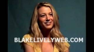 Blake Lively Audition Tape - Gossip Girl - http://film-book.com