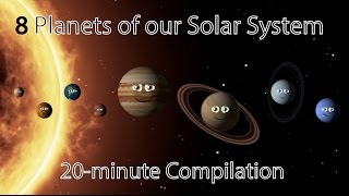 The Solar System/The Solar System Song/Solar System Compilation/Planet Songs/Compilation