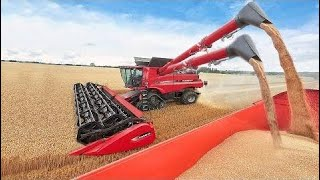World Amazing Modern Agriculture Equipment and Mega Machines Tractor, Harvester, Loader, Silo  #ALN