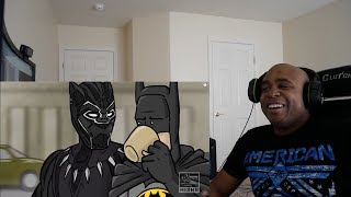 How Black Panther Should Have Ended REACTION!