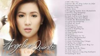 The Best Collection Angeline Quinto Songs - Nonstop So Hot